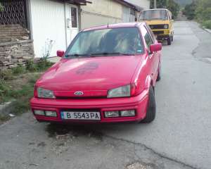 Ford - Fiesta - XR2i | 23 Jun 2013