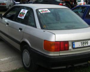 Audi - 80 - 1.8S | 2013. jún. 23.