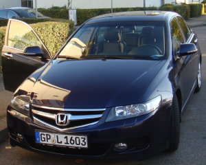 Honda - Accord - 2.4i | 23.06.2013 г.