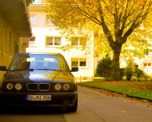 BMW - 5er - E34 518i Touring | 23 Jun 2013