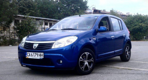 Dacia - Sandero | 23 Jun 2013