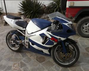 Suzuki - Gsxr - 600cc | 23 Jun 2013