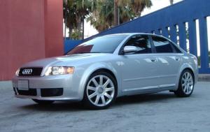 Audi - A4 - 1.9TDI   23 Jun 2013