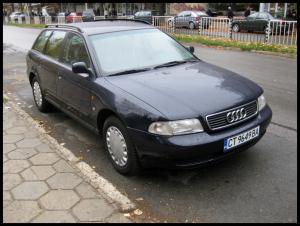 Audi - A4 - Avant 1.8 ADR | 23 Jun 2013