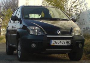 Renault - Scenic - Scenic Rx4 | 23 Jun 2013