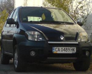 Renault - Scenic - Scenic Rx4   23 Jun 2013
