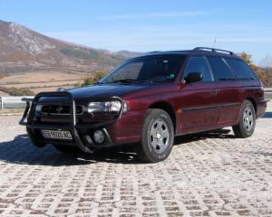 Subaru - OUTBACK | 23 Jun 2013