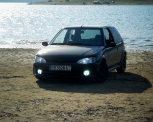 Peugeot - 106 - GTI | 23 Jun 2013