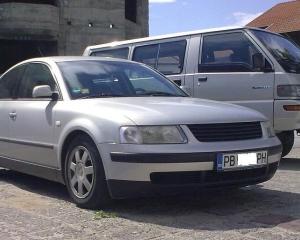 Volkswagen - Passat - 1.8 | 23 Jun 2013