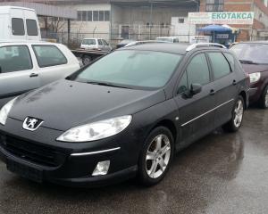 Peugeot - 407 - SW | 23 Jun 2013