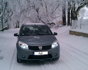 Dacia - Sandero - Laureate - | 23 Jun 2013