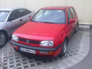 Volkswagen - Golf - 1.9 TD AAZ | 23 Jun 2013
