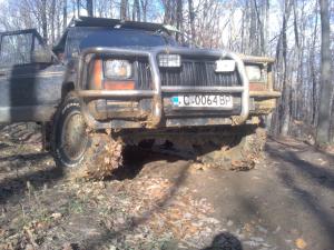 Jeep - Cherokee - 4,0 | 23 Jun 2013