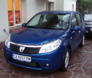 Dacia - Sandero - 1,5 dCi 85hp | Jun 23, 2013