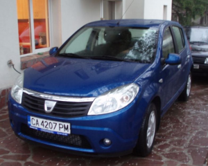 Dacia - Sandero - 1,5 dCi 85hp | 23 Jun 2013