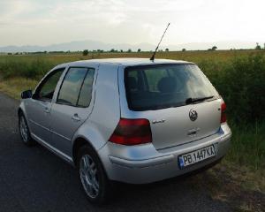 Volkswagen - Golf - Mk4 1.6 16v AZD   23 Jun 2013