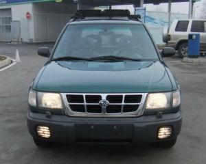 Subaru - Forester | 23 Jun 2013