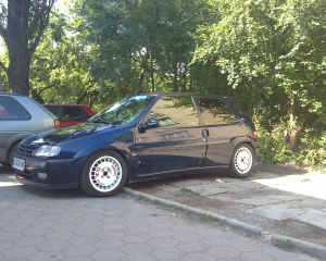 Citroën - SAXO - VTS | 23 Jun 2013