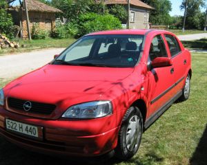 Opel - Astra - 1.6 | 23.06.2013 г.