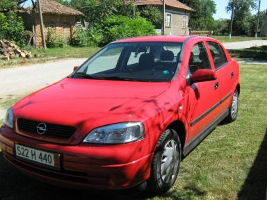 Opel - Astra - 1.6   23 Jun 2013