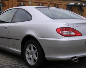 Peugeot - 406 - Coupe 2.2HDi | 23 Jun 2013