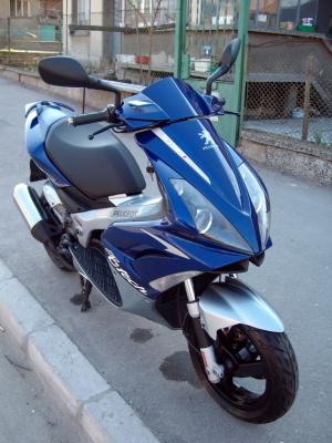 Peugeot - Jetforce - TSDI 50cc | 23 Jun 2013