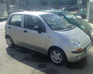 Daewoo - Matiz | 23 Jun 2013