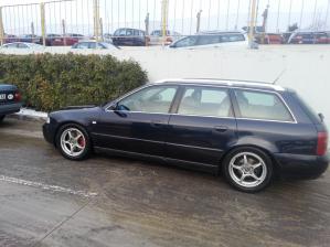 Audi - A4 - 2.1T | 23 Jun 2013