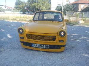 Trabant - 601   23 Jun 2013