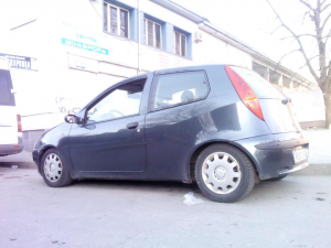Fiat - Punto - Sporting | 23 Jun 2013