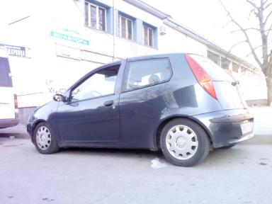 Fiat - Punto - Sporting | 23.06.2013 г.