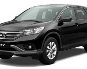 Honda - CR-V - 2.0 2WD Elegance | 23 Jun 2013