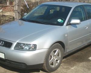 Audi A3 1.9 TDi ASZ