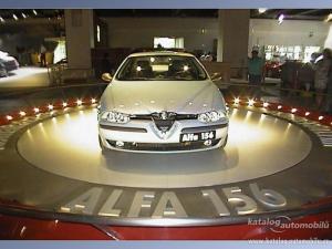 Alfa Romeo - Alfa 156 | 23 Jun 2013
