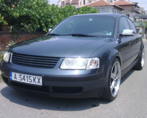 Volkswagen - Passat - 1.8T | 23 Jun 2013