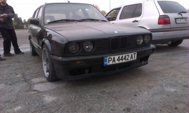 BMW - 3er - E30 M52B28   23.06.2013 г.