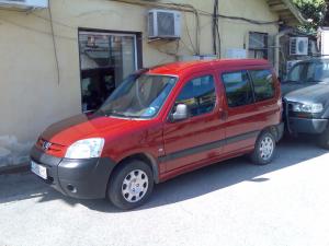 Peugeot - Partner | 23 Jun 2013