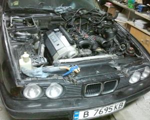 BMW - 5er - е34   23 Jun 2013