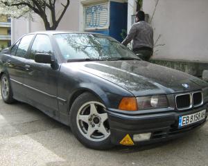 BMW - 3er - E36 318i | 23 Jun 2013