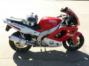Yamaha - Yzf - ThunderCat | 23.06.2013 г.