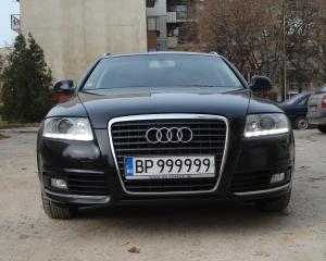 Audi - A6 - 4F Avant | 23 Jun 2013