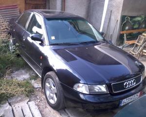 Audi - A4 - 1.8 ADR   23 Jun 2013