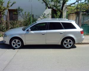 Audi - A4 - 2.0 TDI | 23 Jun 2013