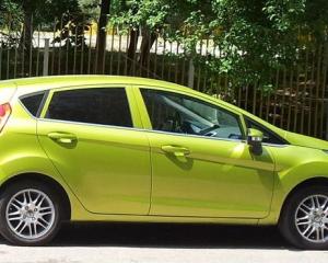 Ford - Fiesta - Duratec | 23 Jun 2013