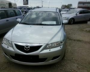 Mazda - 6 | 23 Jun 2013