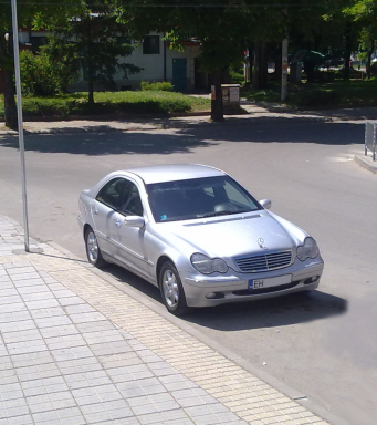 Mercedes-Benz - C-Klasse - C 200 kompressor | 23 Jun 2013