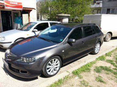 Mazda - 6 | 23.06.2013 г.