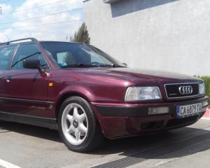 Audi - 80 - Avant Quattro | 23 Jun 2013
