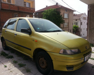 Fiat - Punto | 23 Jun 2013