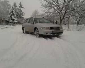 Audi - A4 - 1.8T | 23.06.2013 г.